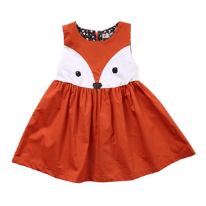 Girly Fox Dress