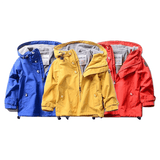 Primary Colors Fleece-Lined Winter Jacket (more colors)