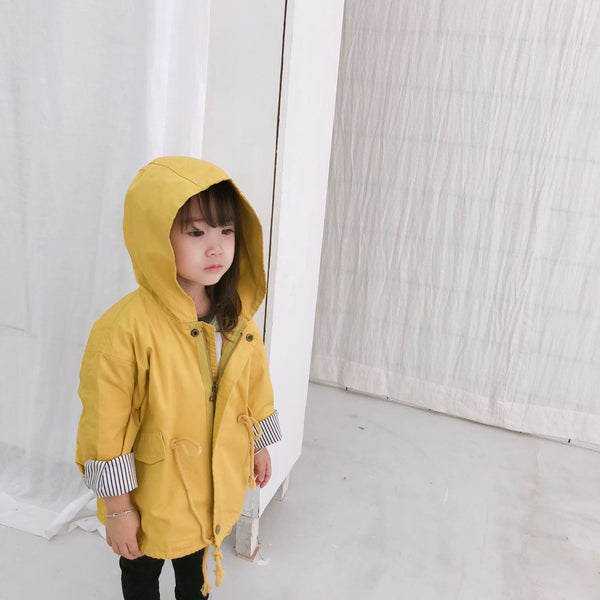 Rubber Ducky Rain Jacket