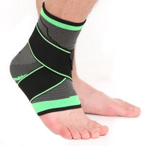 Ankle Stabilization Sports Wrap