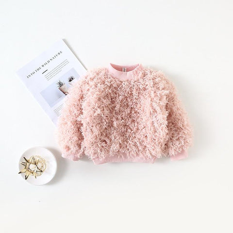 Cotton Candy Sweatshirt