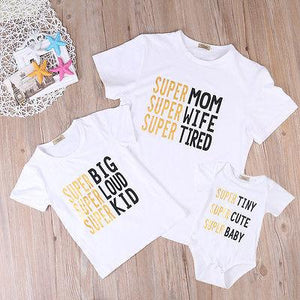 Mommy-Baby Matching Super Set
