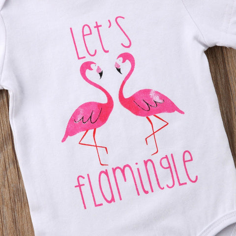Flamingle Onesie