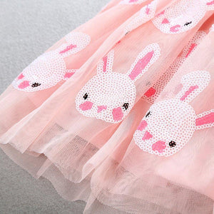 Bunny Sequins Skirt