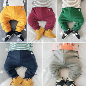 Baby Solid Sweatpants