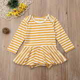 Sunshine Stripe Onesie