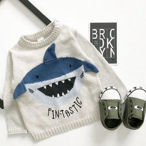 Fin-tastic Knit Sweater