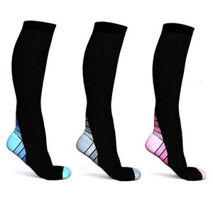 Color Pop Compression Socks