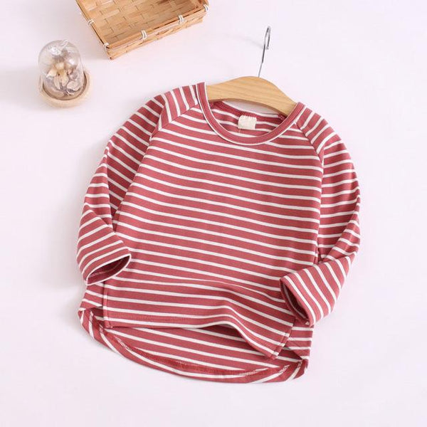 Simple Stripes Sweatshirt