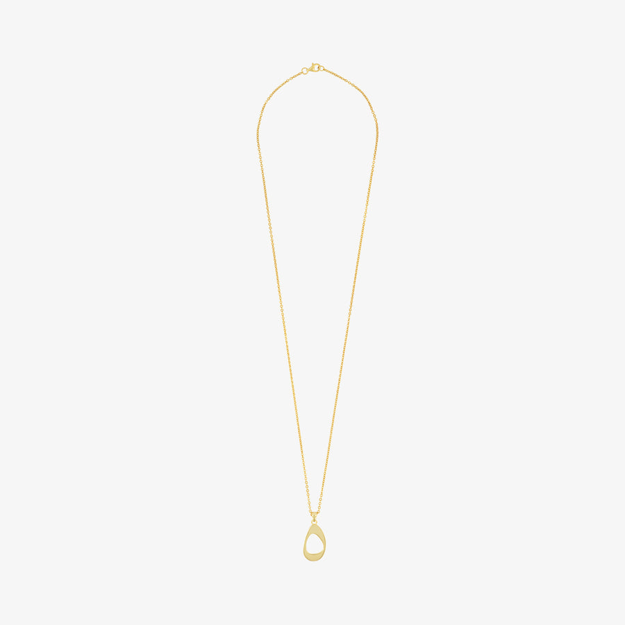 5ivepillars Logo Necklace - Gold