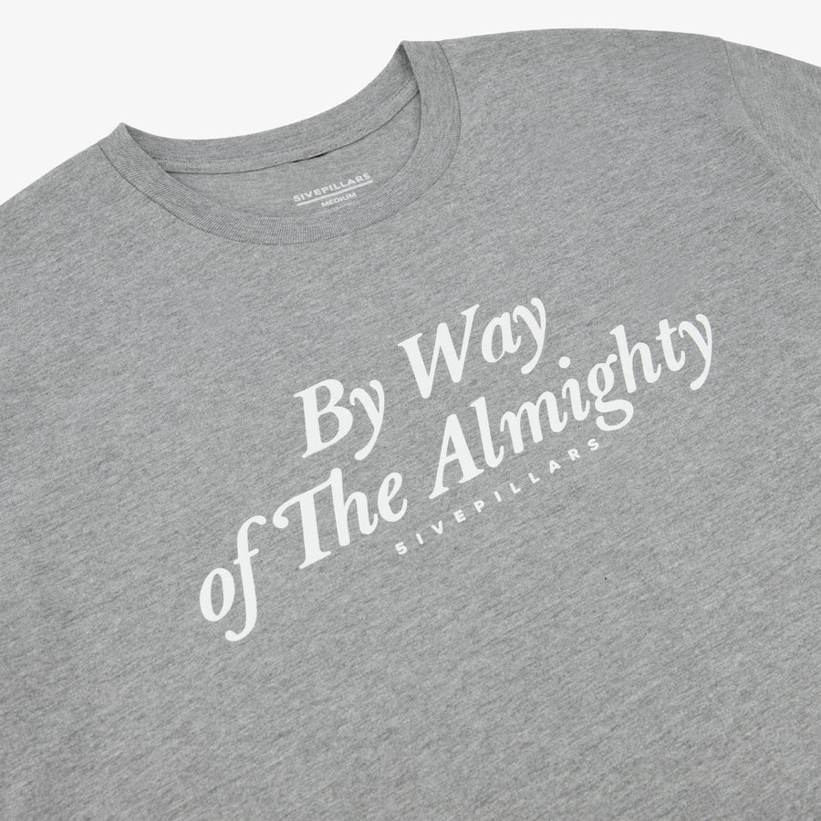 The Almighty Tee - Grey