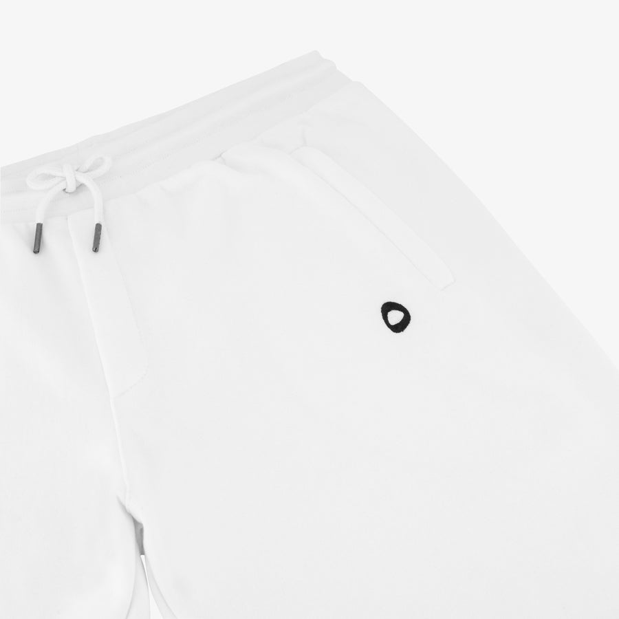 Pillars Sweats - White