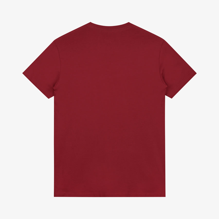 By Way Of The Almighty T-shirt - Red
