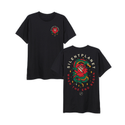 Traditional Snake Rose Tee