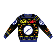 Planet Z Ugly Knit Sweater