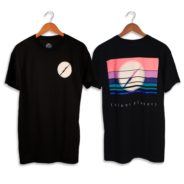 Sunset Tee (Black)