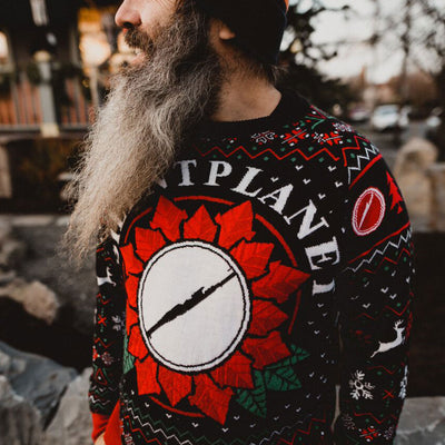 Authentic Knit Christmas Sweater