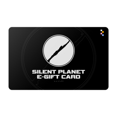Silent Planet Store E-Gift Card
