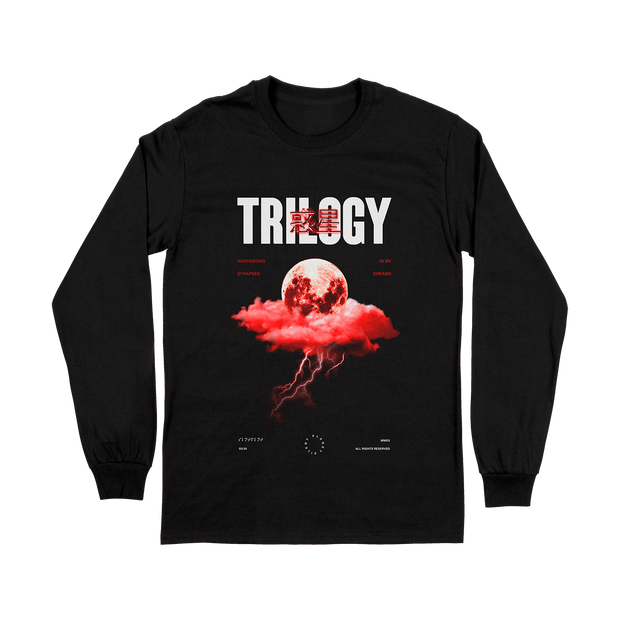 Trilogy Black Longsleeve