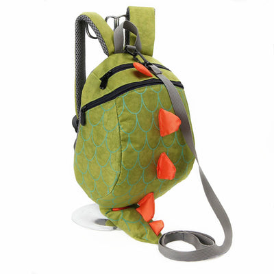 Dinosaur safety Harness leash rein Backpack for kids and toddlers