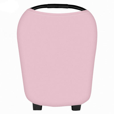 Multi-Use Nursing Cover (Pink) breastfeeding cover capsule cover stroller cover baby