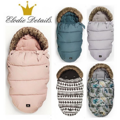 Elodie Details Stroller Sleeping Bag Elodie detail Baby Sleeping Bag Winter Thick Warm Sleep Sacks For Stroller Sleep Bag For Kids Stroller Accessory