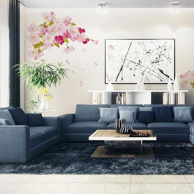 Sakura Flower Wall Sticker