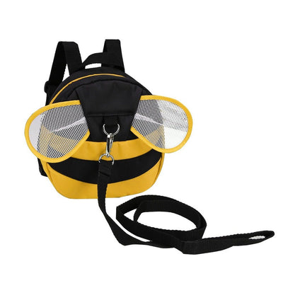 Toddler Kids Backpack Safety Harness Leashes Bumble Bee