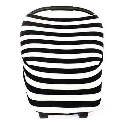 Multi-Use Nursing Cover (Stripes Bold) breastfeeding cover capsule cover stroller cover baby
