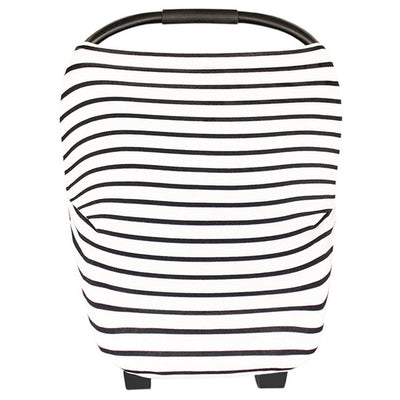Multi-Use Nursing Cover (Stripes) breastfeeding cover capsule cover stroller cover baby