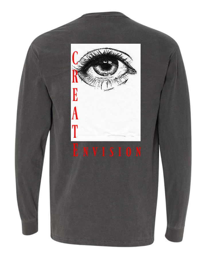 """The Visual"" Long-Sleeve"