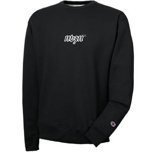 """NVZN"" Traditional Crewneck"