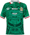 F/W19 Embroidered Mexico Jersey (Week 5 Drop)