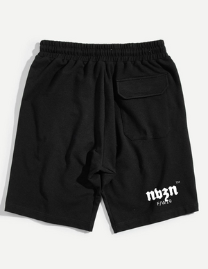 F/W 19-20 Embroidered Shorts (Week9)