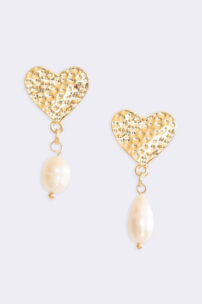 Amour Pearl Earrings