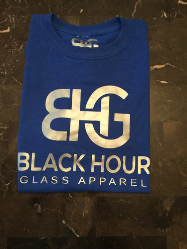 Crew Neck Tshirt with BHG Logo