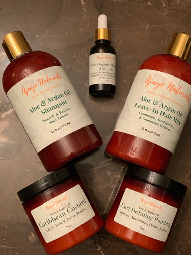 Ajaye Naturals Hair Care Kit