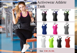 Activewear Athlete Tank