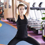 Classic Compression Tank (Black/ Blue/ Gray/ Green/ Pink/ Red/ White) - Exercise Suit-Up! Clothing wear
