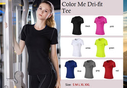 Color Me Dri-fit Tee