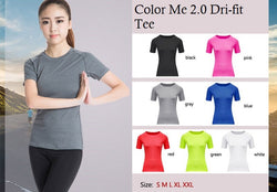 Color Me 2.0 Dri-fit Tee