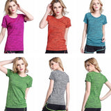 Classic Space Dye Tees - Exercise Suit-Up! Clothing wear