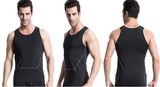 Activewear Compression Tank - Exercise Suit-Up! Clothing wear