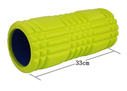 EVA Foam Roller 13*5inch (8 Color Options) - Exercise Suit-Up! Clothing wear