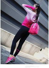 Gradient Neon Jacket (Blue/ Yellow and Purple/ Gray and White/ Pink) - Exercise Suit-Up! Clothing wear