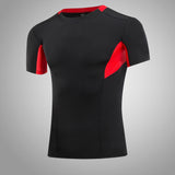 Activewear 2.0 Dri-fit Compression Tee - Exercise Suit-Up! Clothing wear