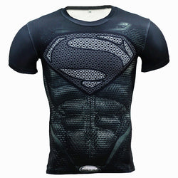 SUPERHERO Muscle Tee