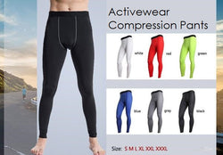 Activewear Compression Pants