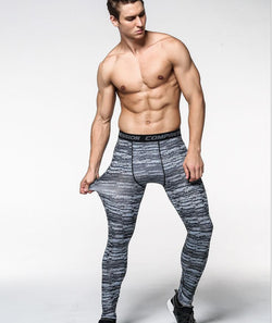Streamline Camo Compression Pants (9 Design Click To View)