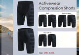 Activewear Compression Shorts - Exercise Suit-Up! Clothing wear